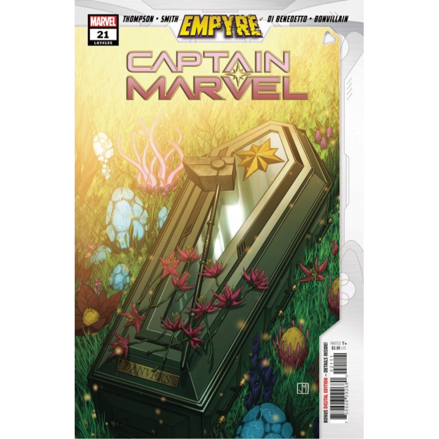 CAPTAIN MARVEL #21