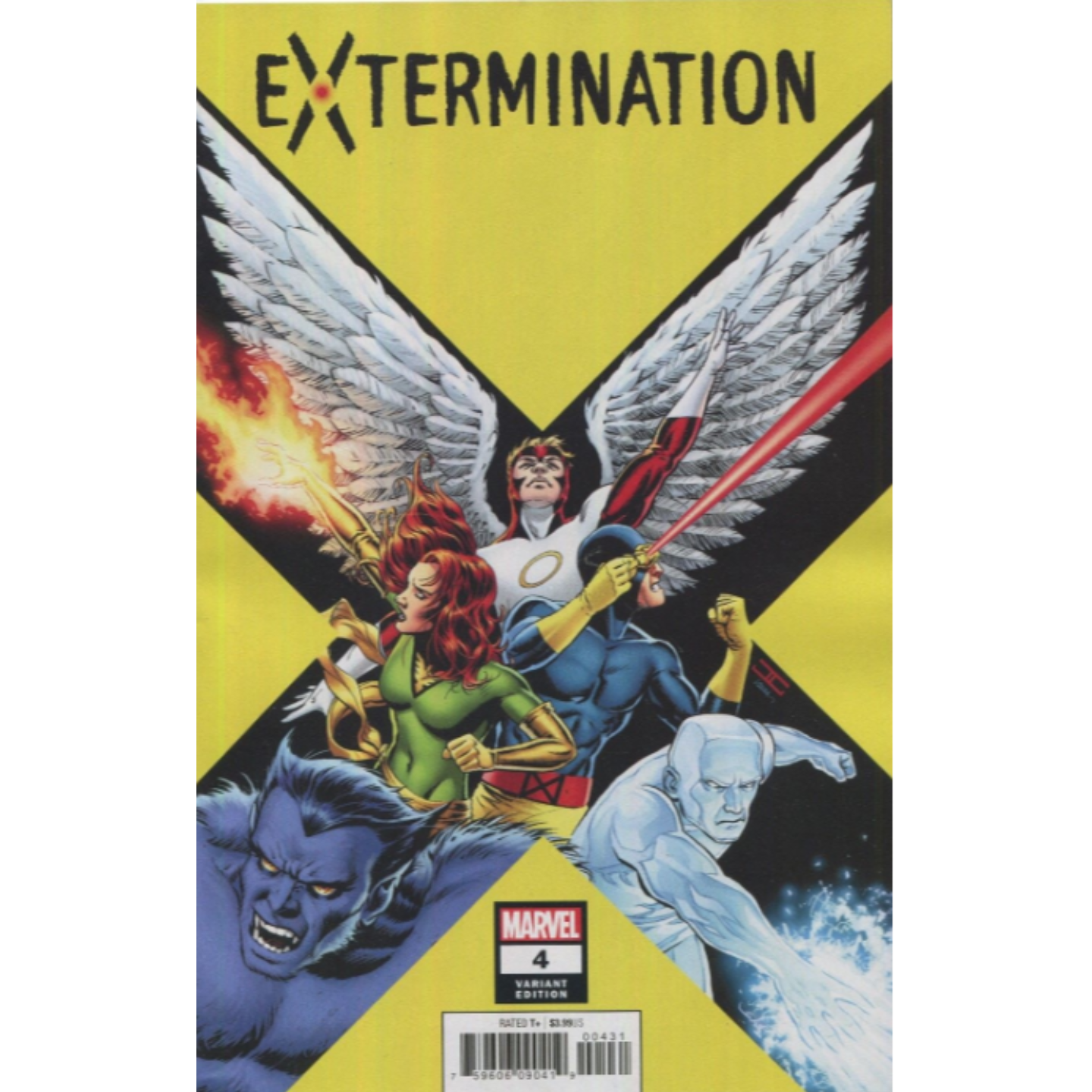 EXTERMINATION #4 CASSADAY VARIANT