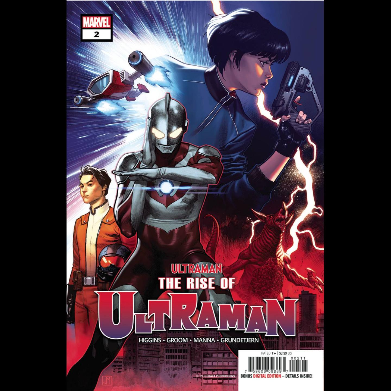 RISE OF ULTRAMAN #2 (OF 5)