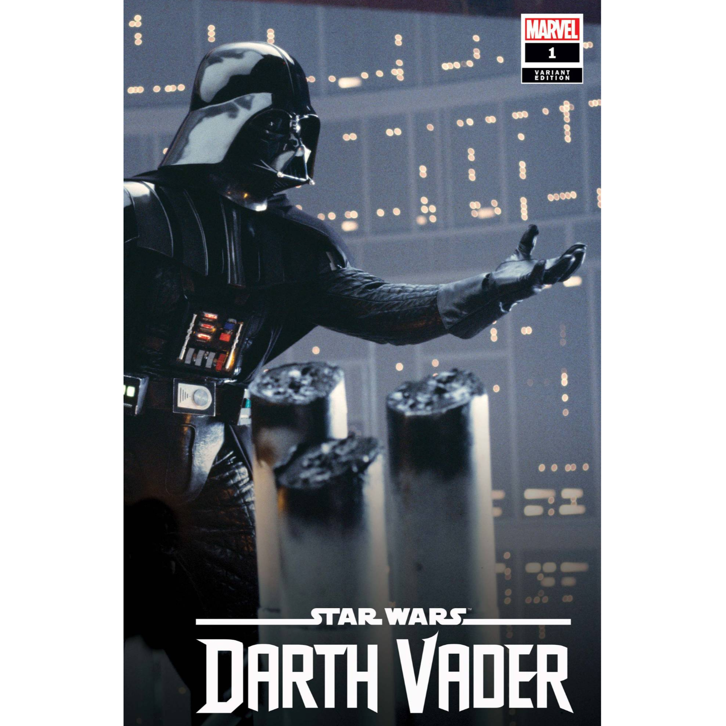 STAR WARS: DARTH VADER #1 - MOVIE VAR