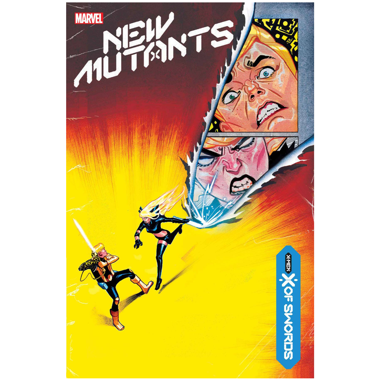 NEW MUTANTS #13 XOS