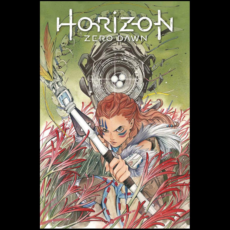 HORIZON ZERO DAWN 1 CVR E MOMOKO