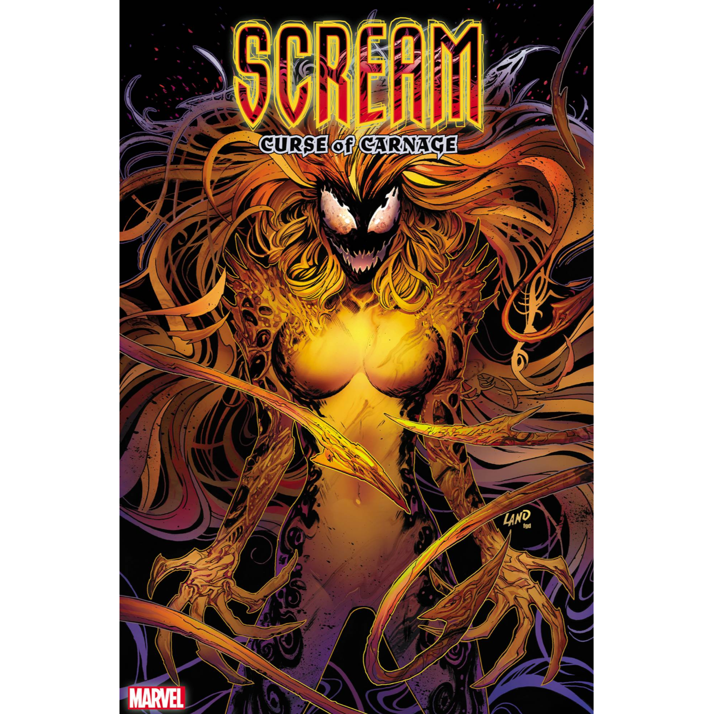 SCREAM: CURSE OF CARNAGE #2 - SCHMIDT VAR