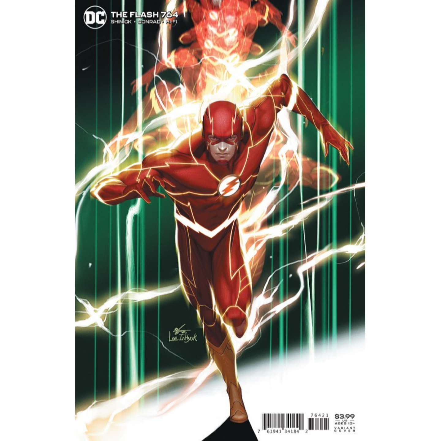 FLASH #764 CVR B INHYUK LEE VAR
