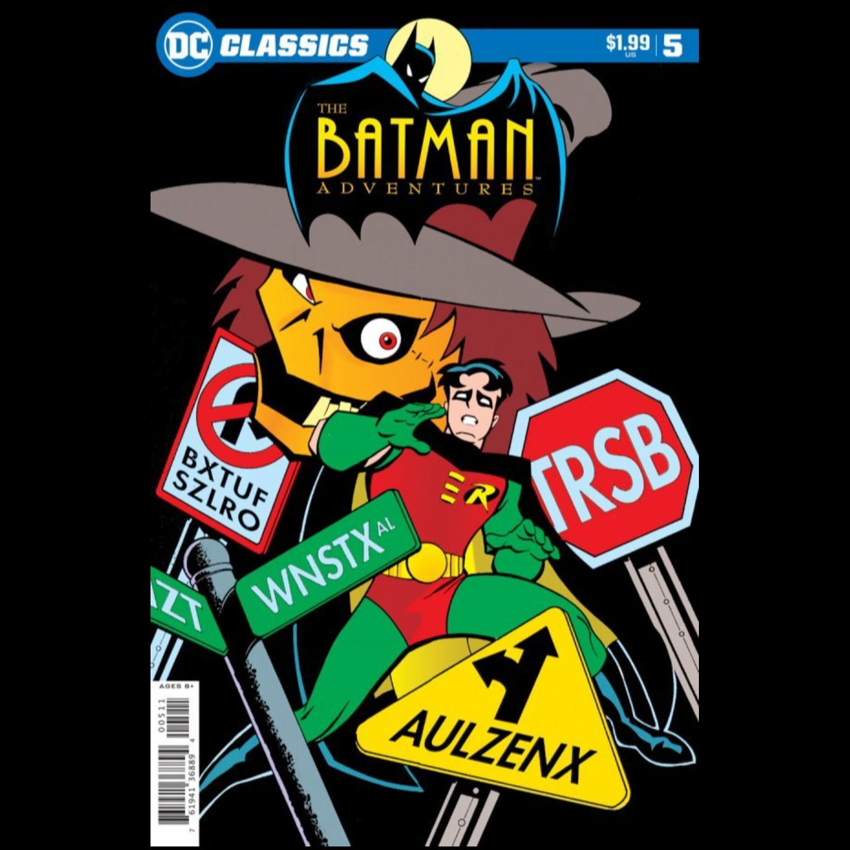 DC CLASSICS THE BATMAN ADVENTURES #5