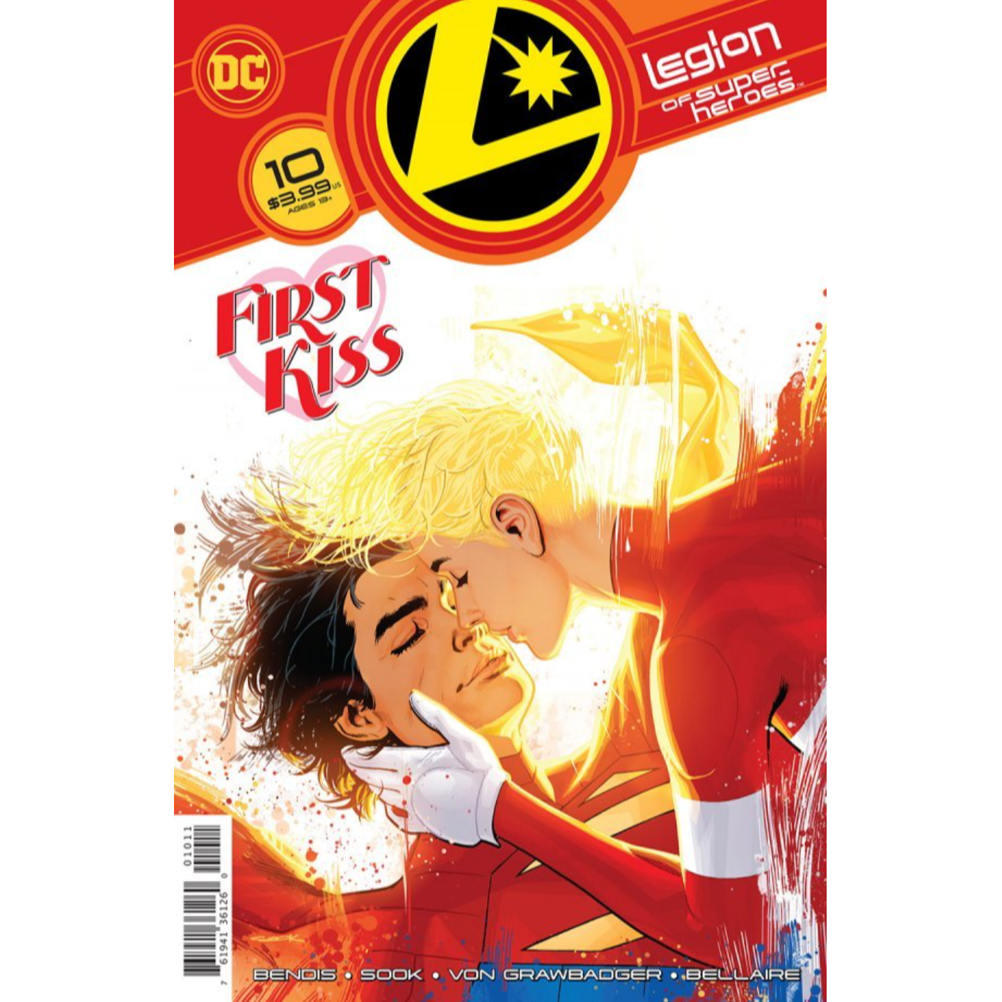 LEGION OF SUPER-HEROES #10 CVR A RYAN SOOK