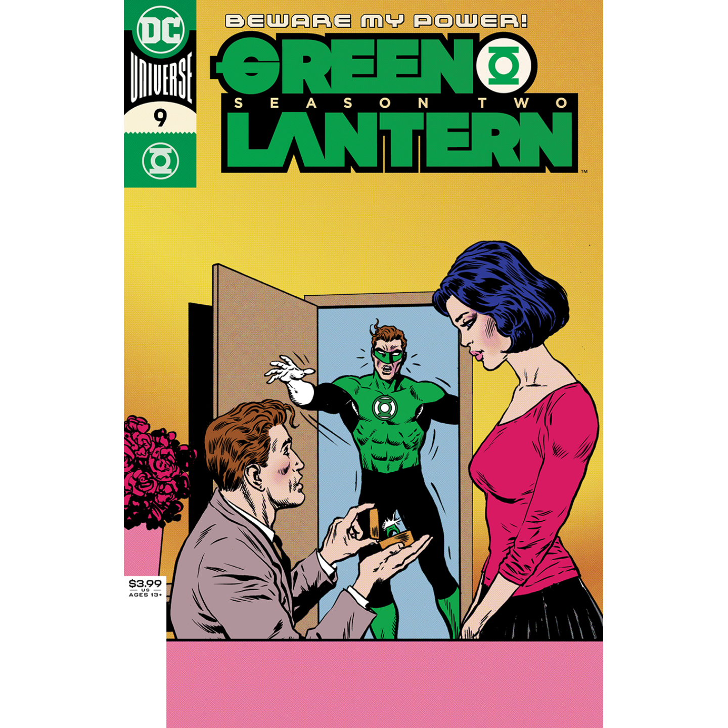 GREEN LANTERN SEASON TWO #9 (OF 12) CVR A LIAM SHARP
