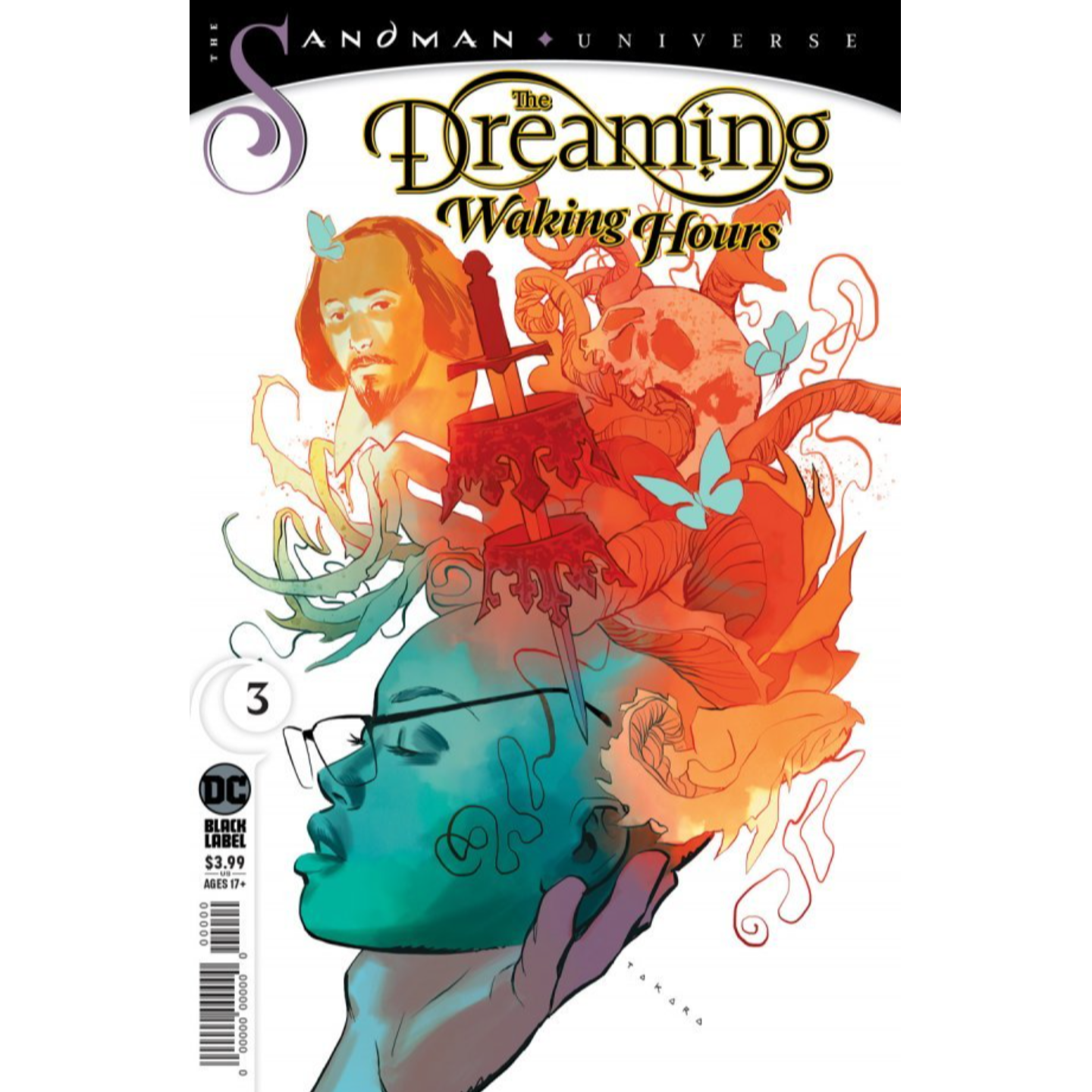 DREAMING WAKING HOURS #3 (MR)