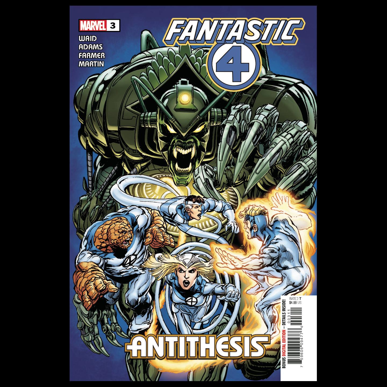 FANTASTIC FOUR ANTITHESIS #3 (OF 4)