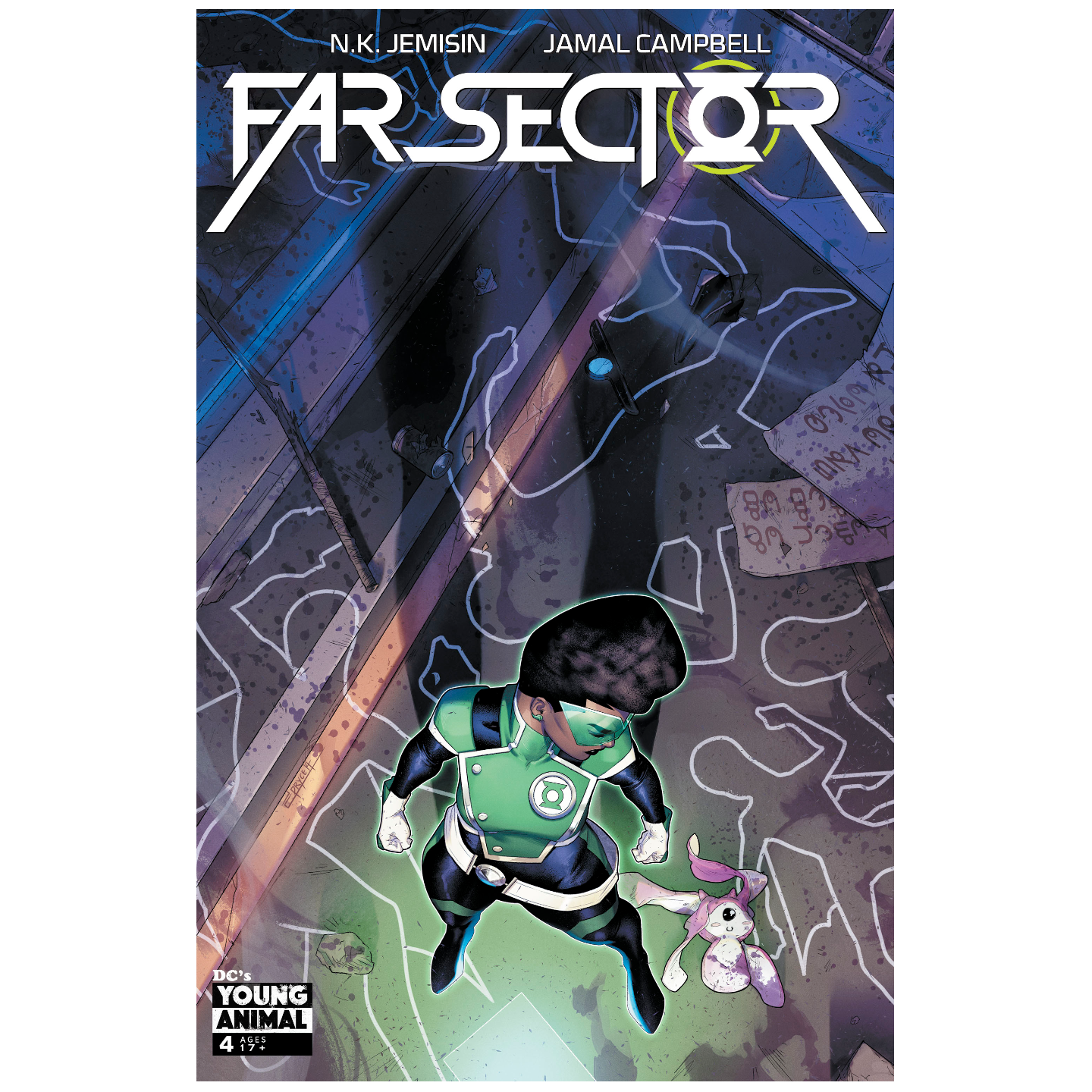 FAR SECTOR 4 OF 12 MR
