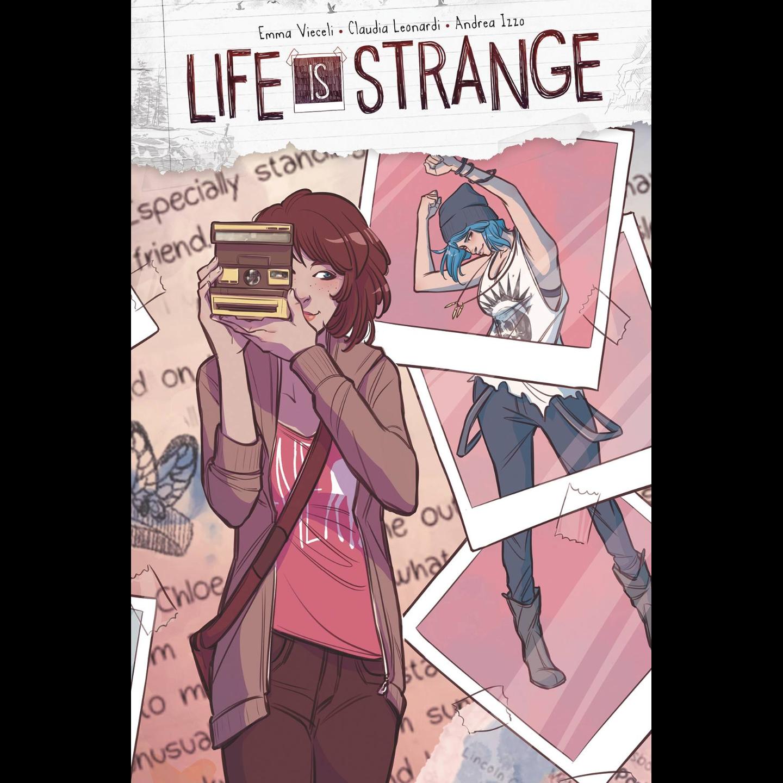 LIFE IS STRANGE PARTNERS IN TIME #2 CVR D ZANFARDINO (RES) (