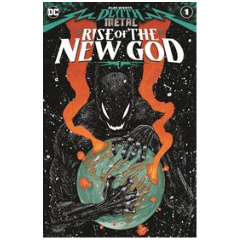 DARK NIGHTS DEATH METAL RISE OF THE NEW GOD #1 (ONE SHOT) CVR A IAN BERTRAM