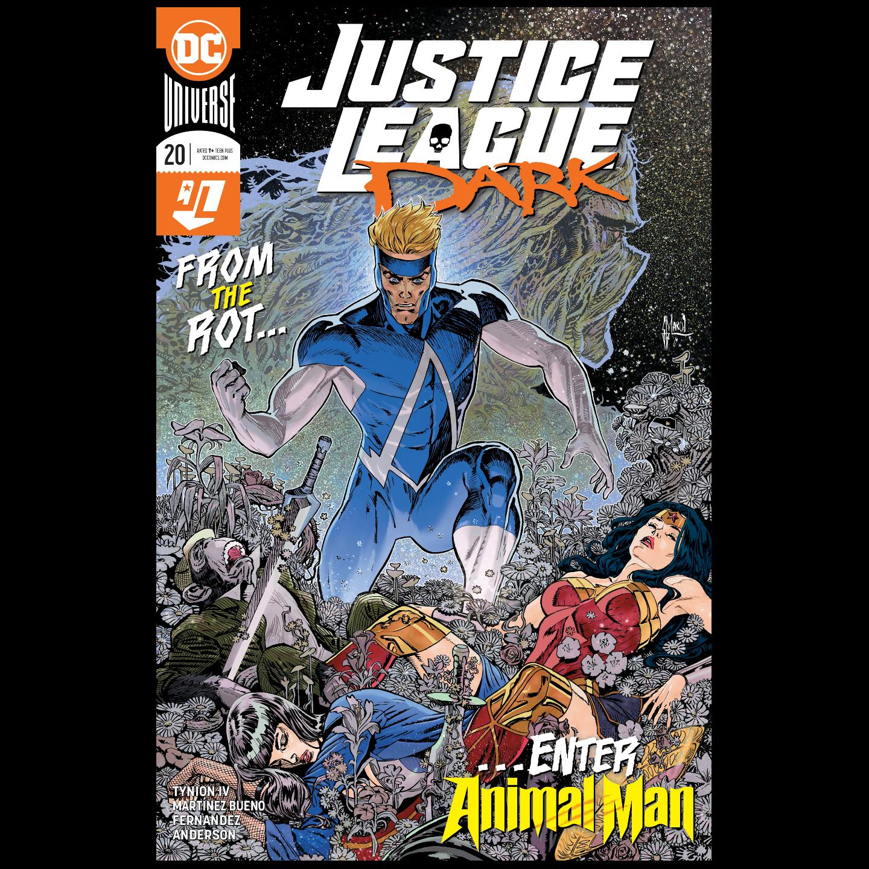 JUSTICE LEAGUE DARK 20