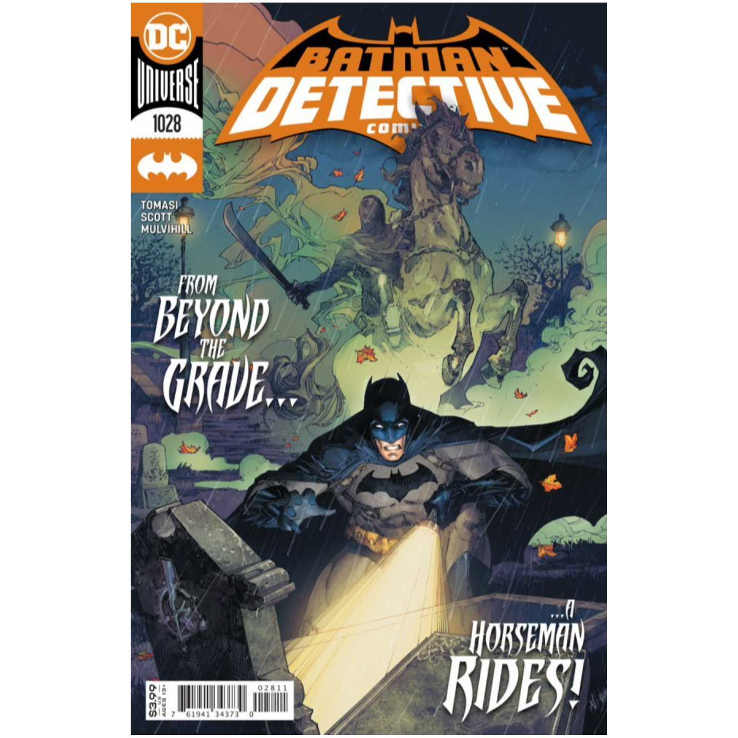 DETECTIVE COMICS #1028 CVR A KENNETH ROCAFORT