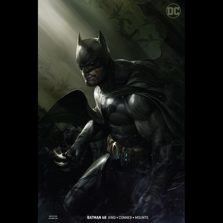 BATMAN #68 VARIANT