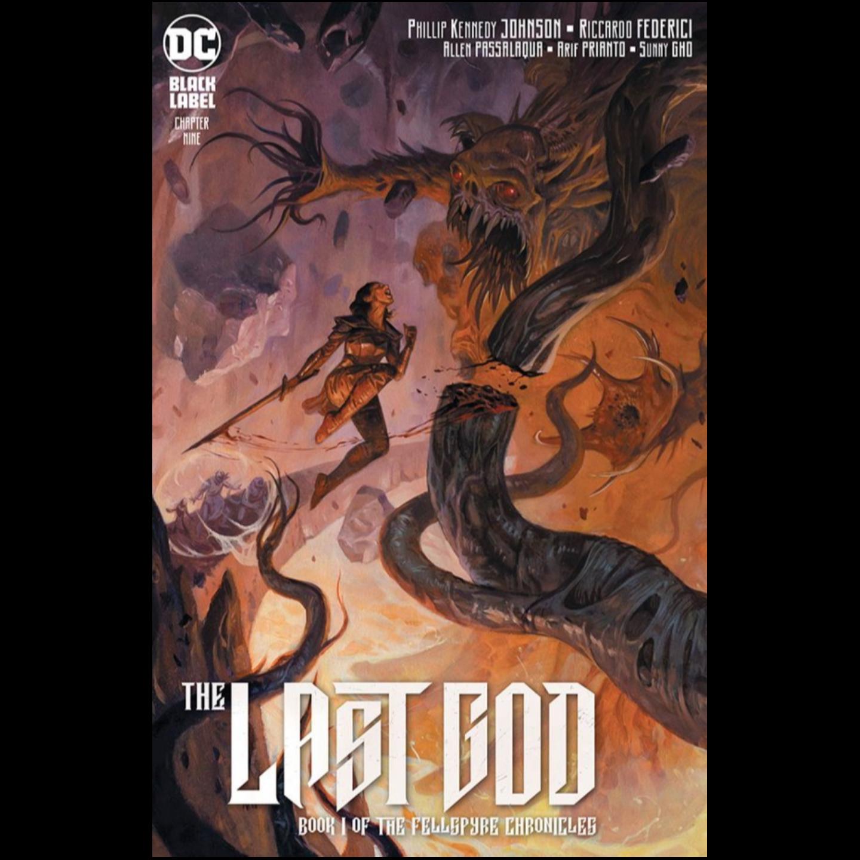 LAST GOD #9 (MR)
