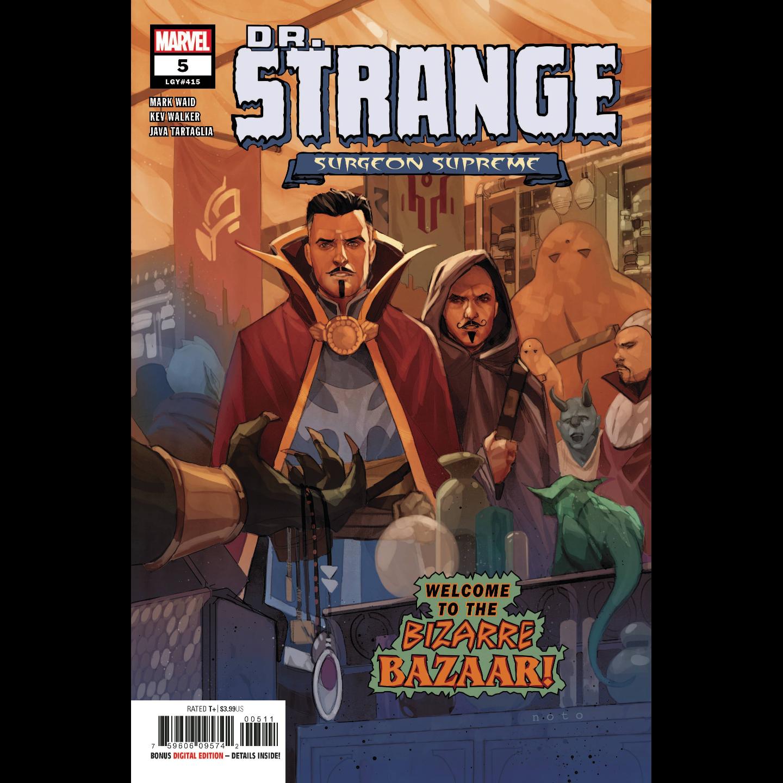 DR STRANGE #5