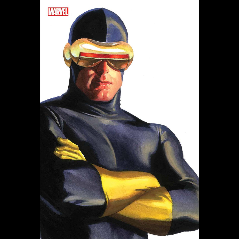 X-MEN #13 ALEX ROSS CYCLOPS TIMELESS VAR XOS