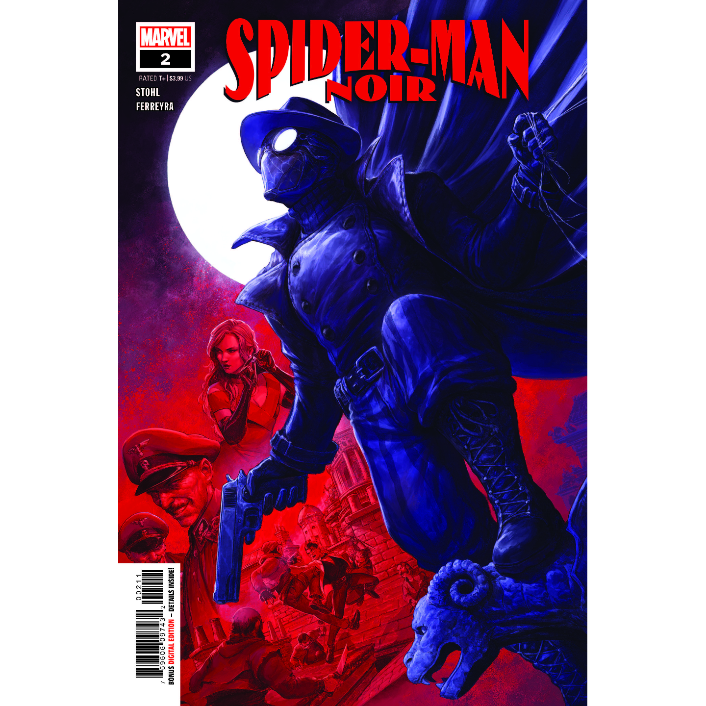 SPIDER-MAN NOIR #2 (OF 5)