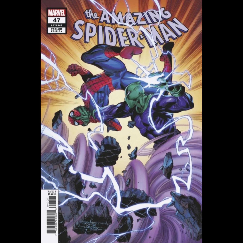 AMAZING SPIDER-MAN #47 BAGLEY VAR