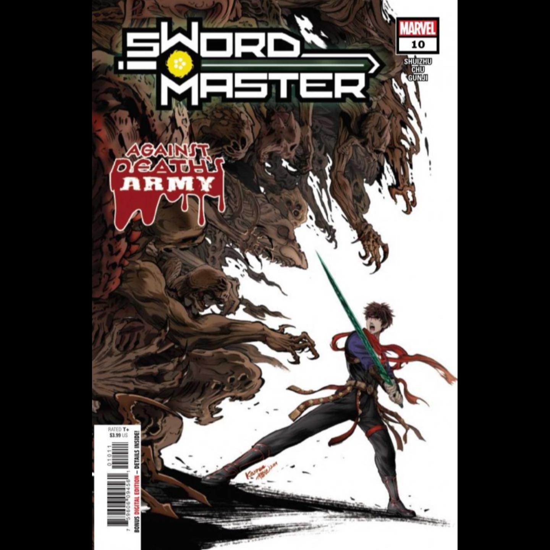 SWORD MASTER #10