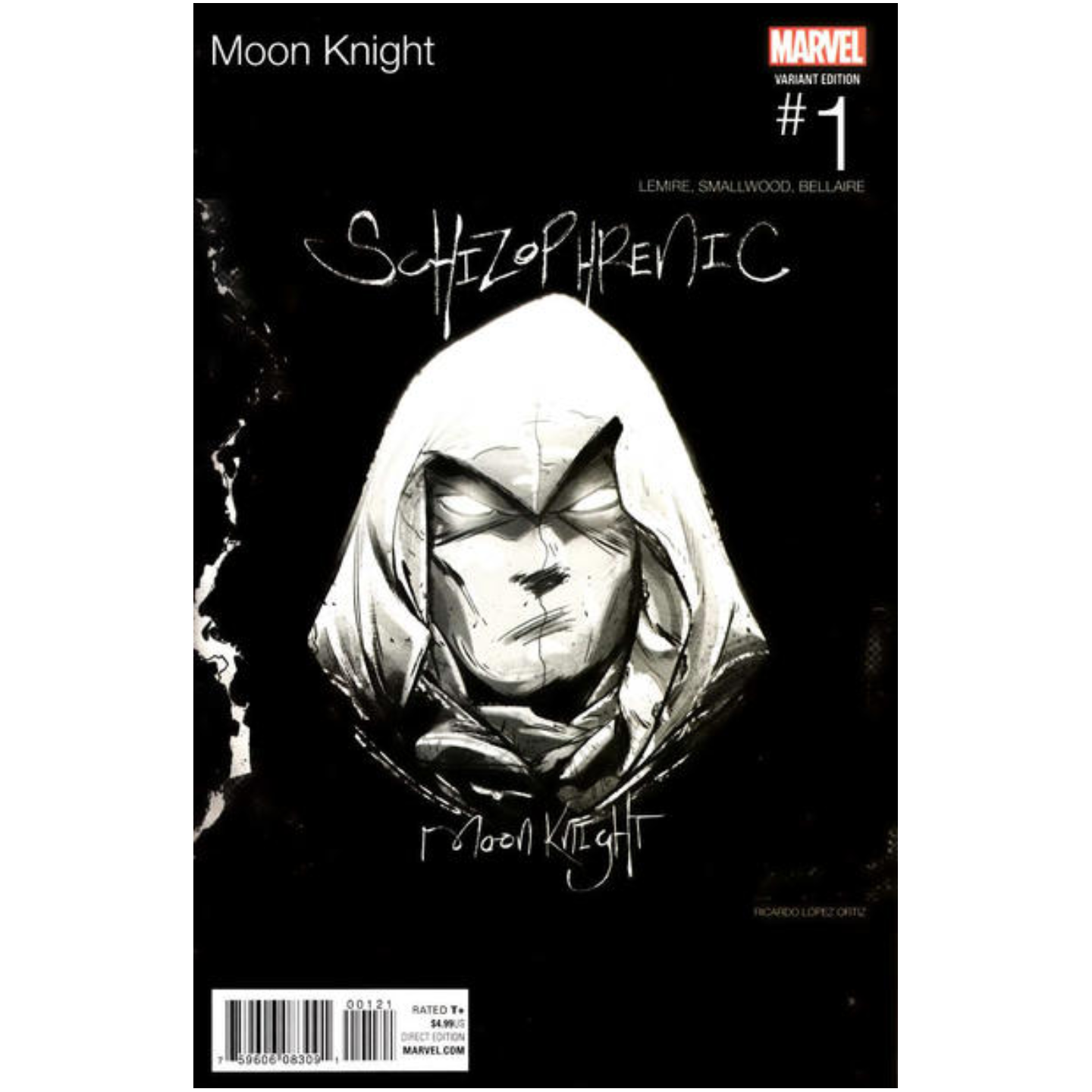 MOON KNIGHT #1 HIP HOP VARIANT
