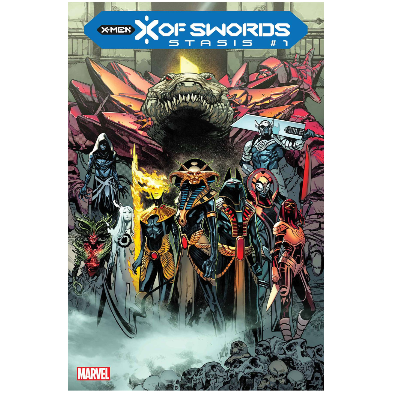 X OF SWORDS STASIS #1