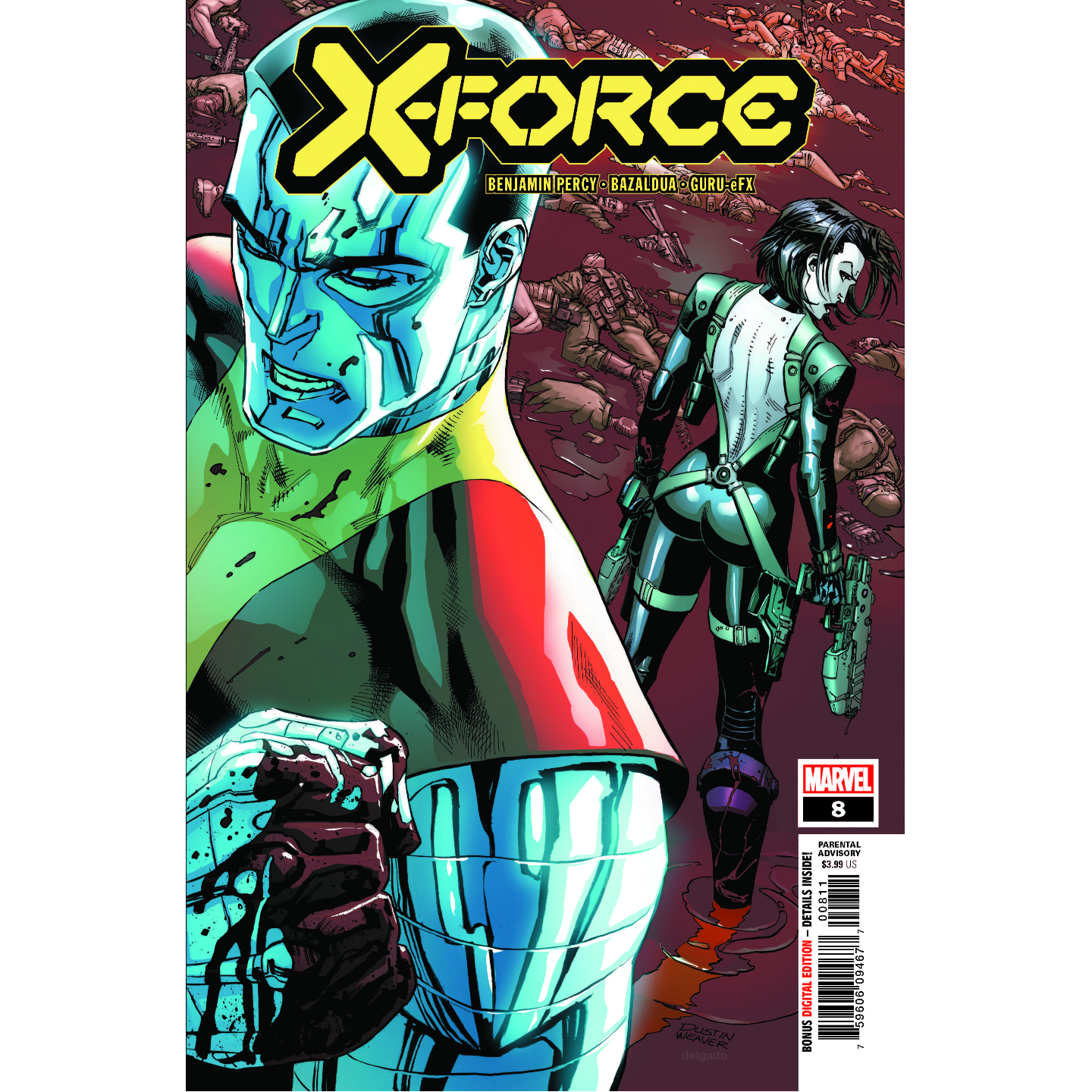 X-FORCE 8 DX