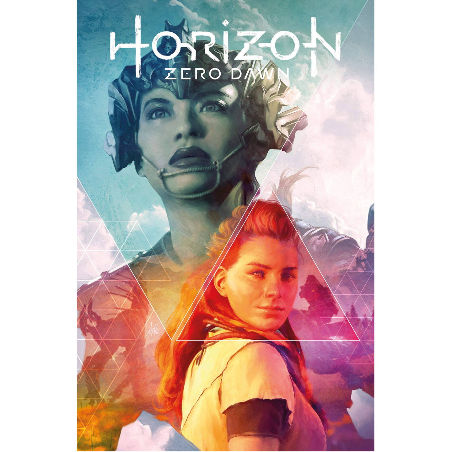 HORIZON ZERO DAWN TP VOL 01