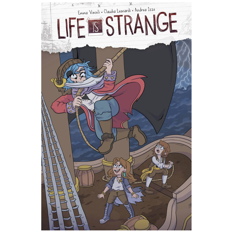 LIFE IS STRANGE PARTNERS IN TIME #2 CVR B GRALEY (RES) (MR)