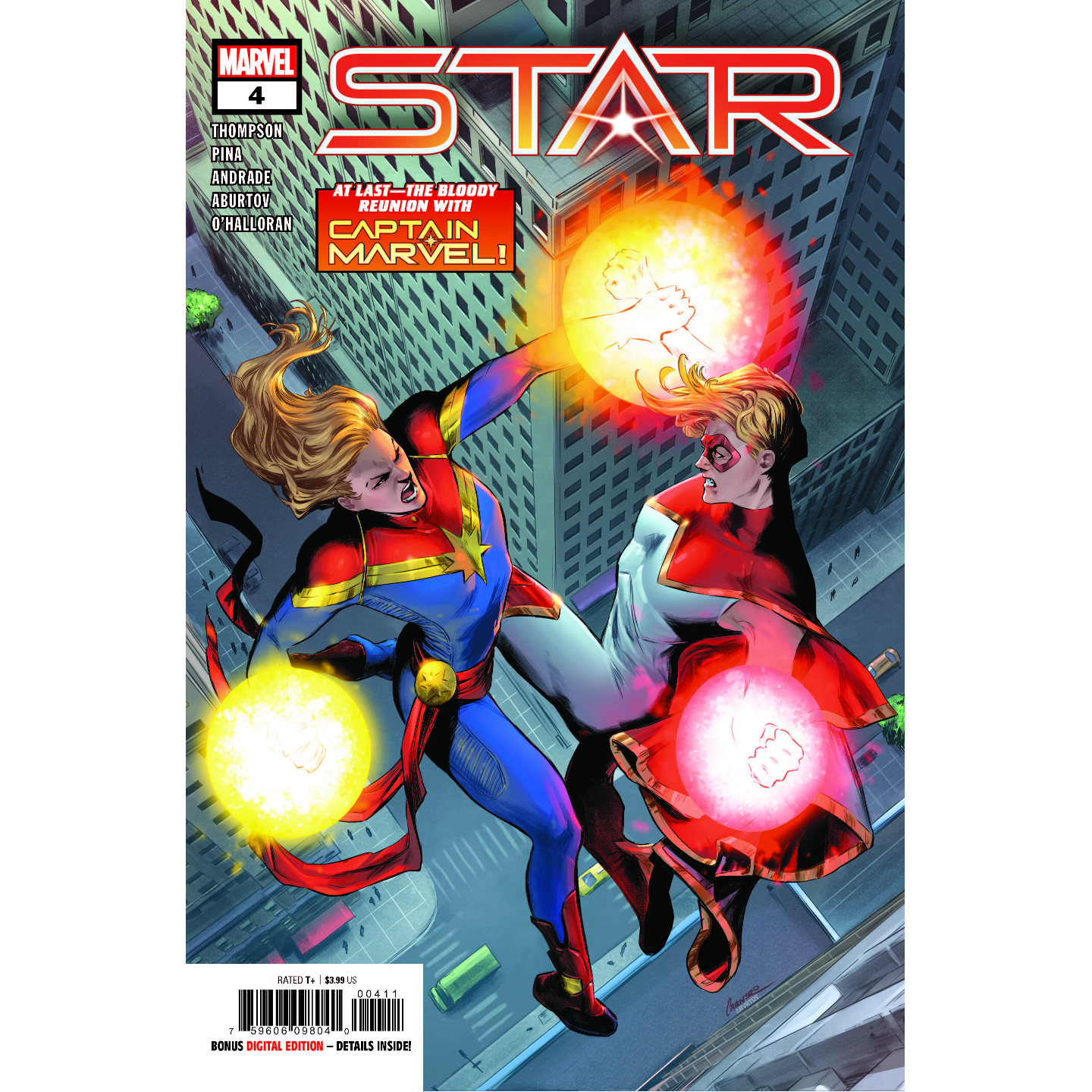 STAR #4 (OF 5)