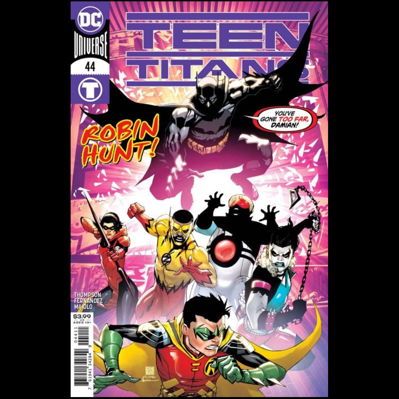 TEEN TITANS #44