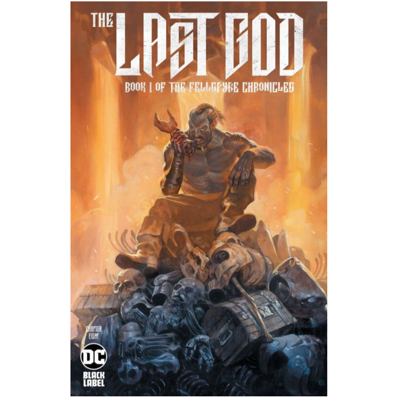 LAST GOD #8 (MR)