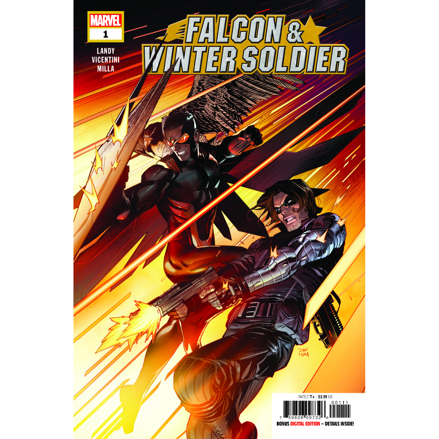 FALCON & WINTER SOLDIER 1 OF 5