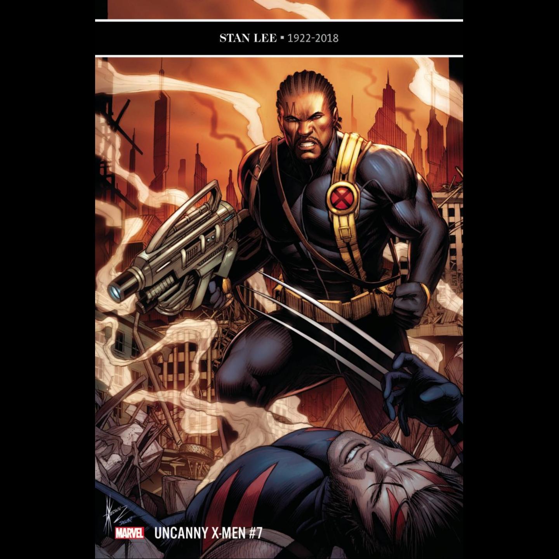 UNCANNY X-MEN #7 VARIANT