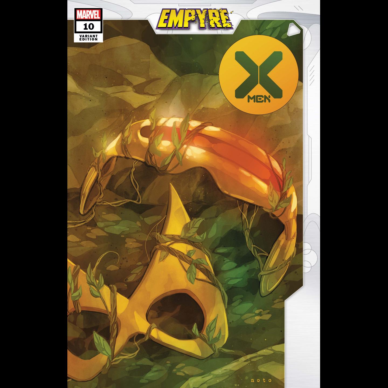 X-MEN #10 NOTO EMPYRE VAR EMP