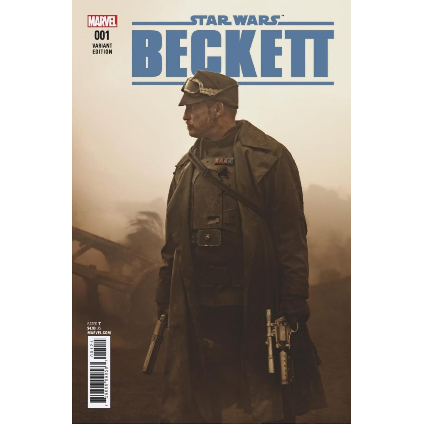 STAR WARS: BECKETT - MOVIE VAR