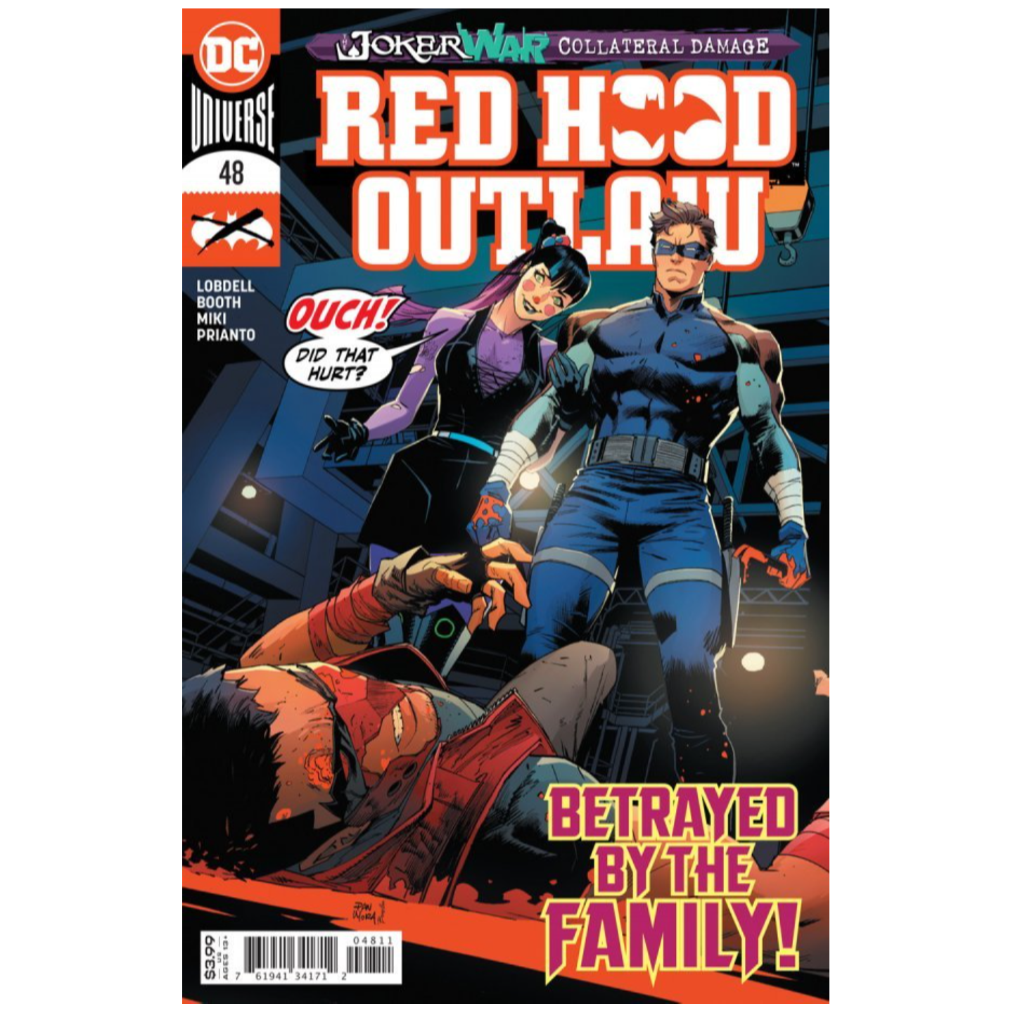 RED HOOD OUTLAW 48