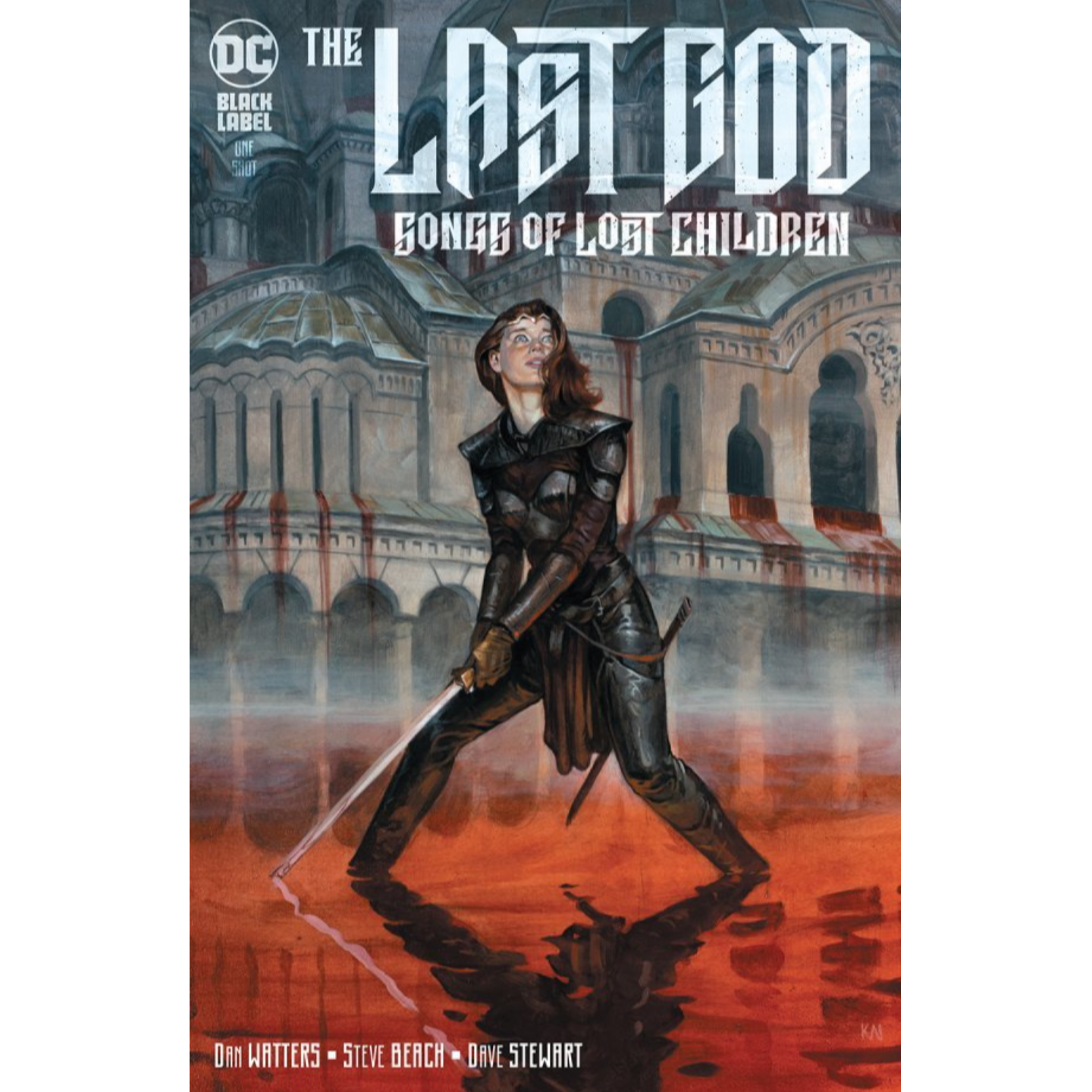 LAST GOD SONGS OF LOST CHILDREN #1 (ONE SHOT) (MR)