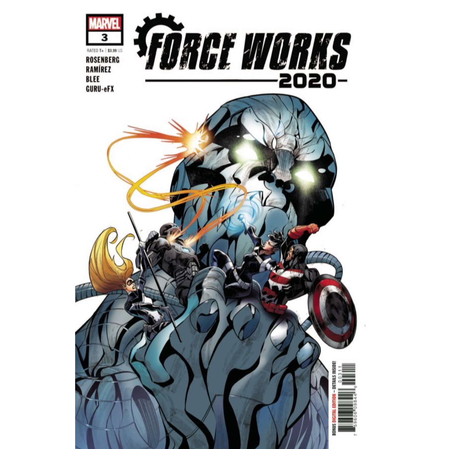 2020 FORCE WORKS #3 (OF 3)