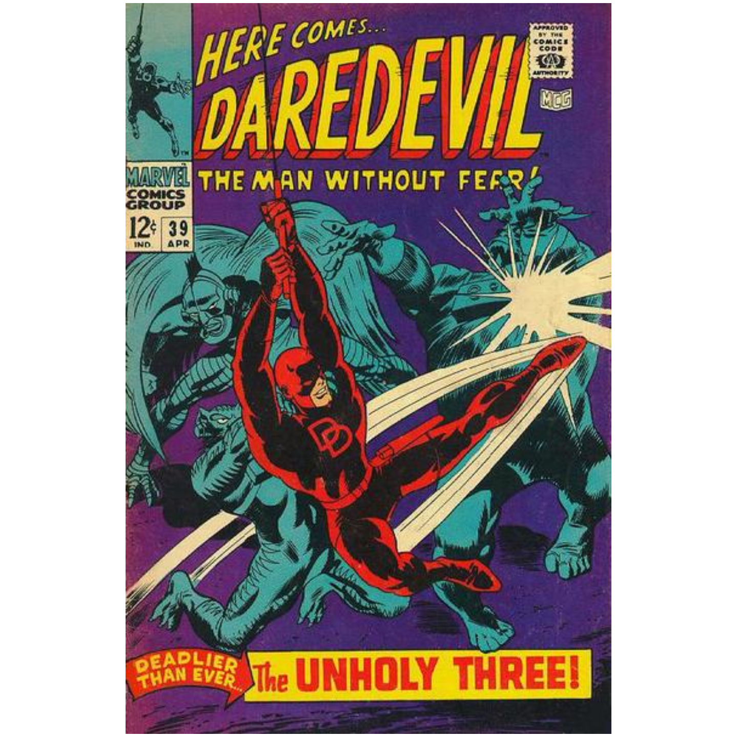 DAREDEVIL #39 (KEY ISSUE)