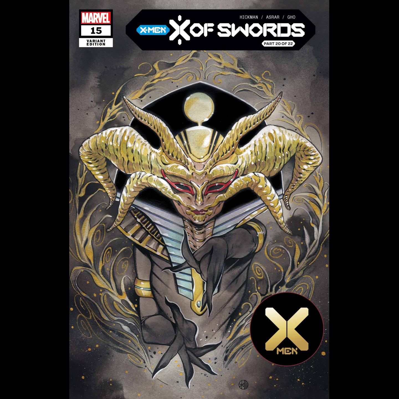 X-MEN #15 MOMOKO VAR XOS