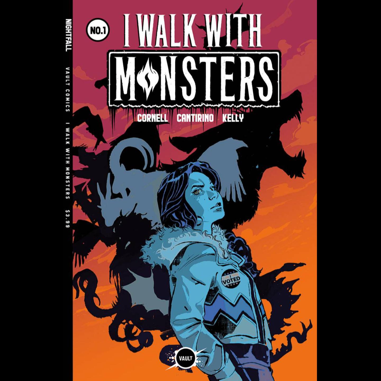 I WALK WITH MONSTERS #1 CVR B DANIEL GOODEN (MR)