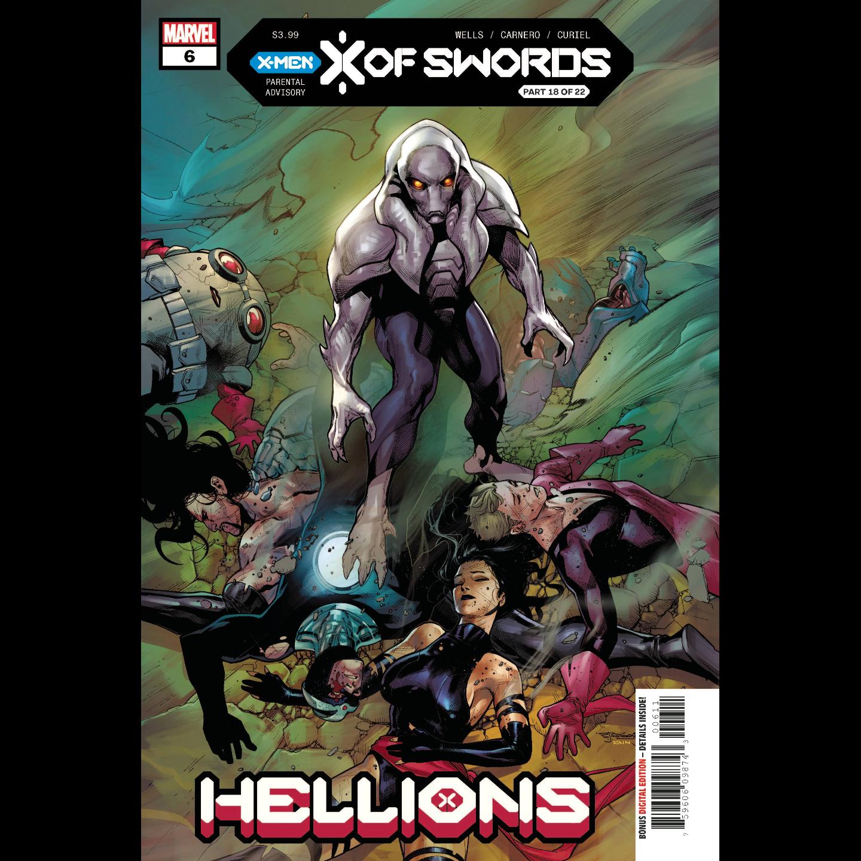 HELLIONS #6 XOS