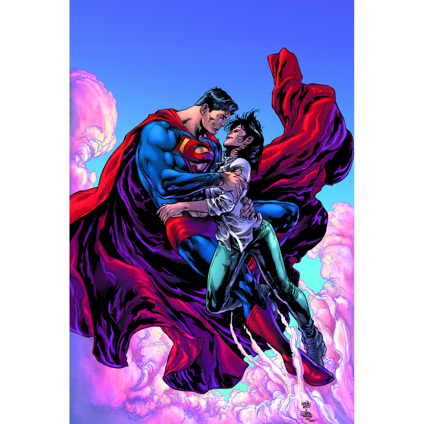 SUPERMAN #28 CVR A IVAN REIS & JOE PRADO