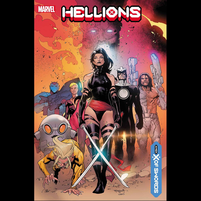 HELLIONS #5 XOS