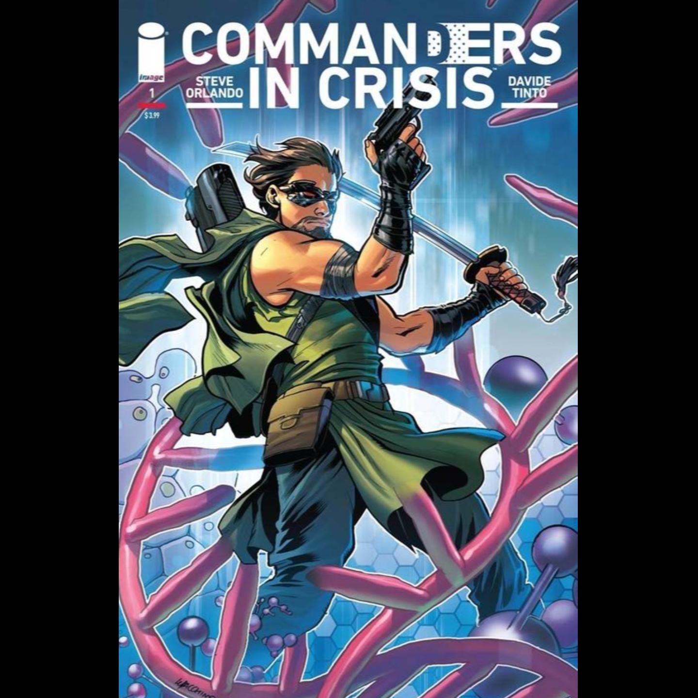 COMMANDERS IN CRISIS #1 CVR F LUPACCHINO
