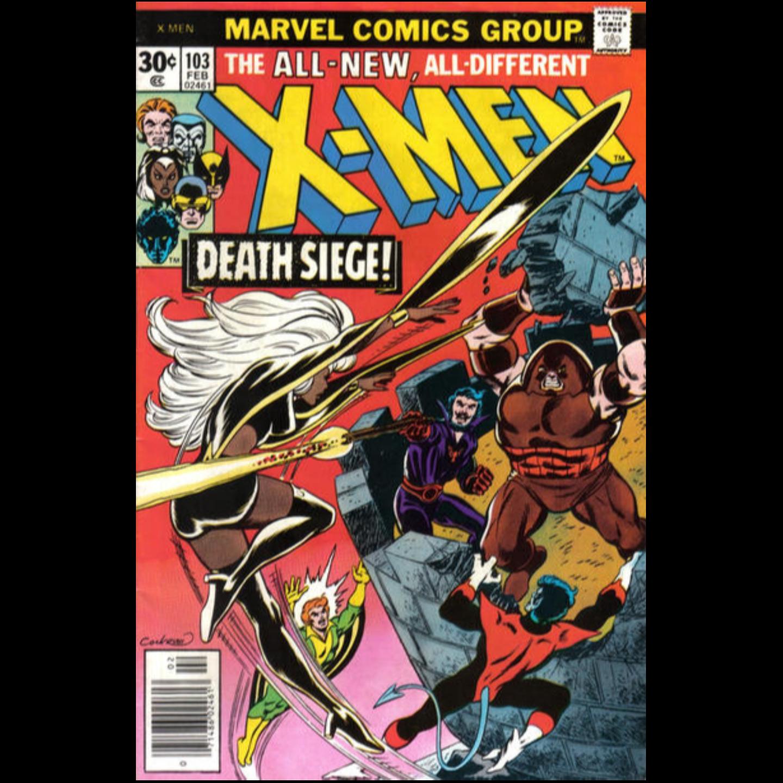 UNCANNY X-MEN 103