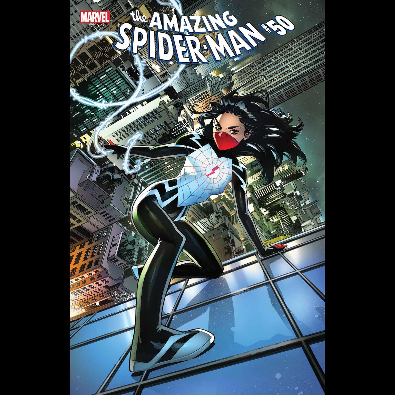 AMAZING SPIDER-MAN #50 ORTEGA VAR