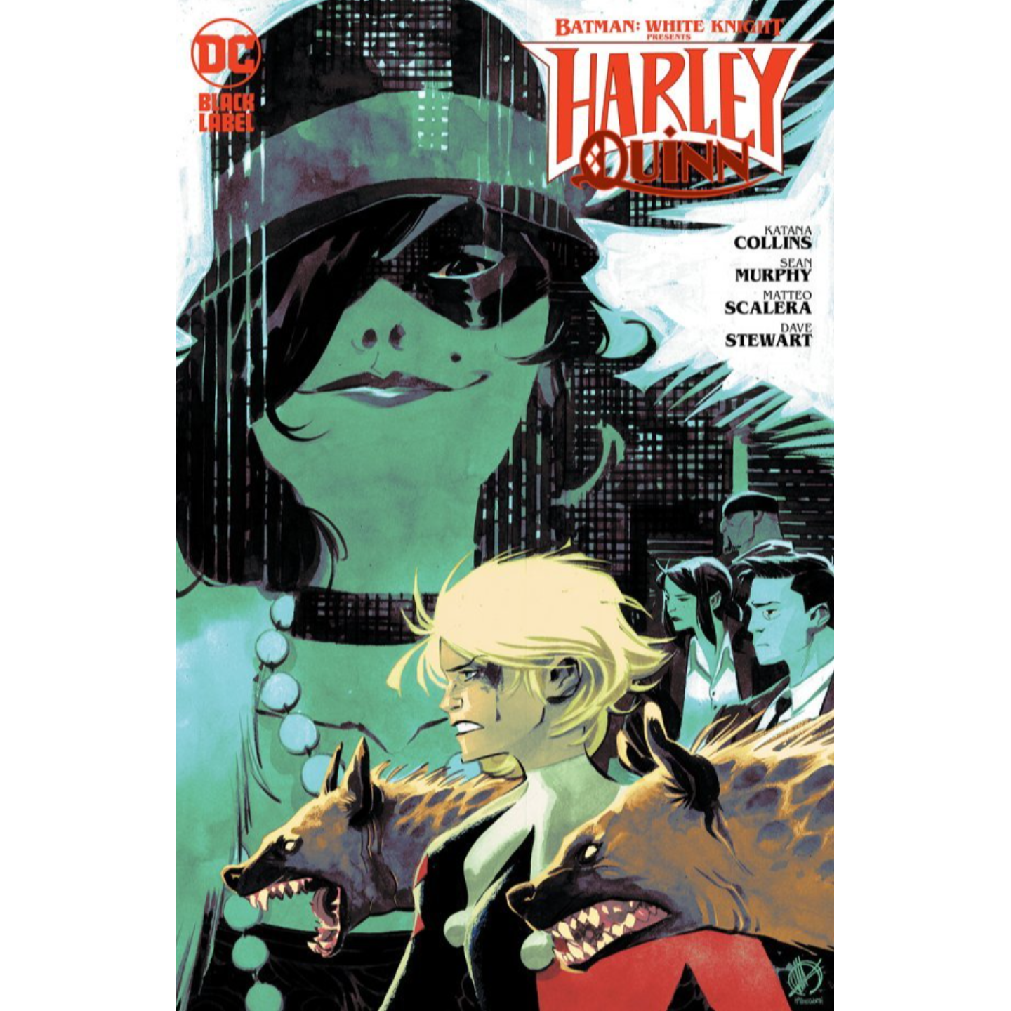 BATMAN WHITE KNIGHT PRESENTS HARLEY QUINN #3 (OF 6) CVR B MATTEO SCALERA VAR (MR)